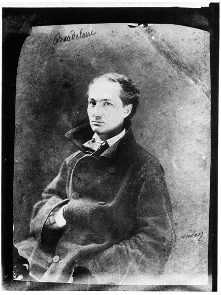 Charles Baudelaire Biografia życiorys Twórczość