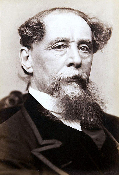 Jeremiah Gurney, Charles Dickens - portret