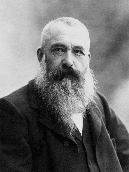 Claude Monet biografia