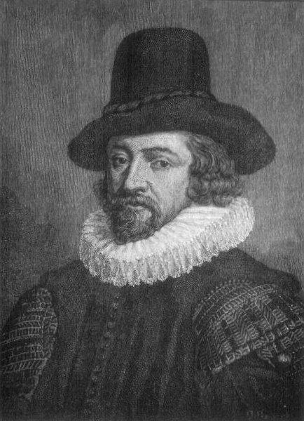 Paul van Somer, Sir Francis Bacon - portret